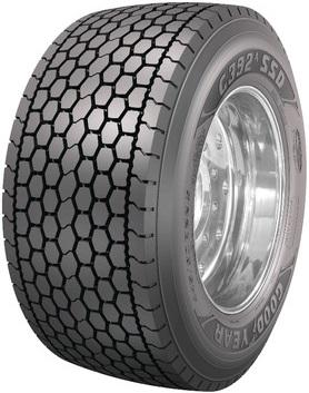 G392A SSD DuraSeal + Fuel Max Tires