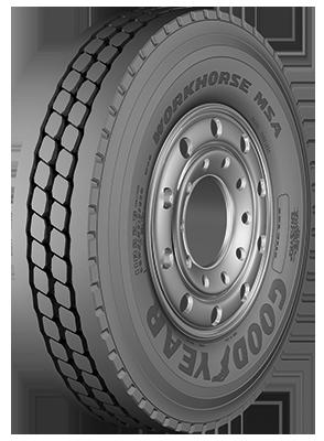 Workhorse MSA Tires
